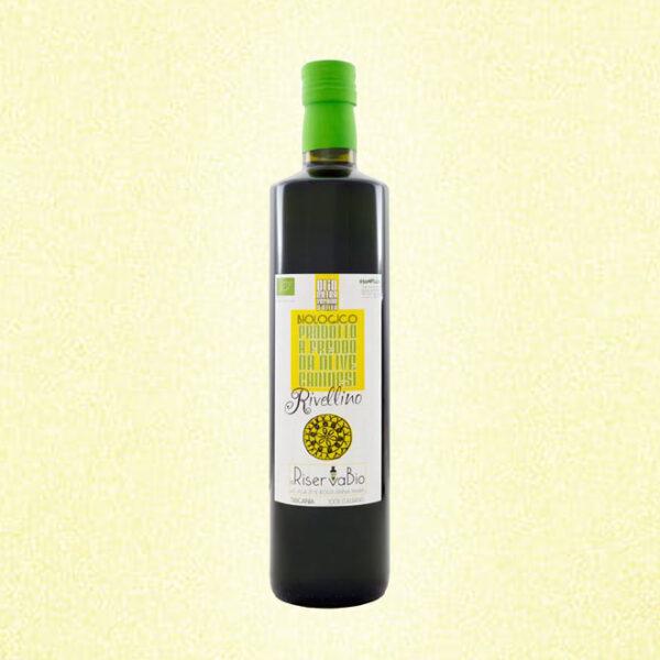 olio extra vergione biologico laRiservaBio